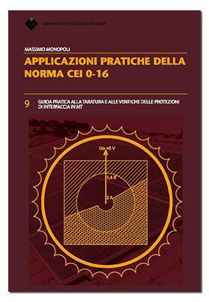 libro applicazioni pratiche nella norma cei 0-16